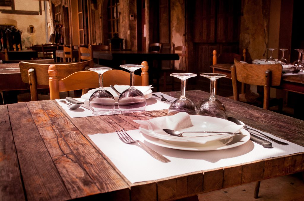 Restaurant Auberge de Kerhinet
