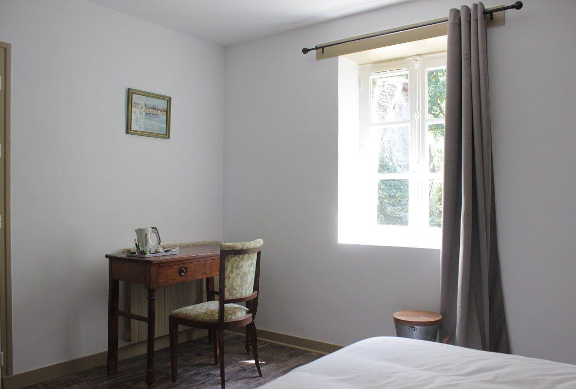 Auberge de Kerhinet – chambre 5